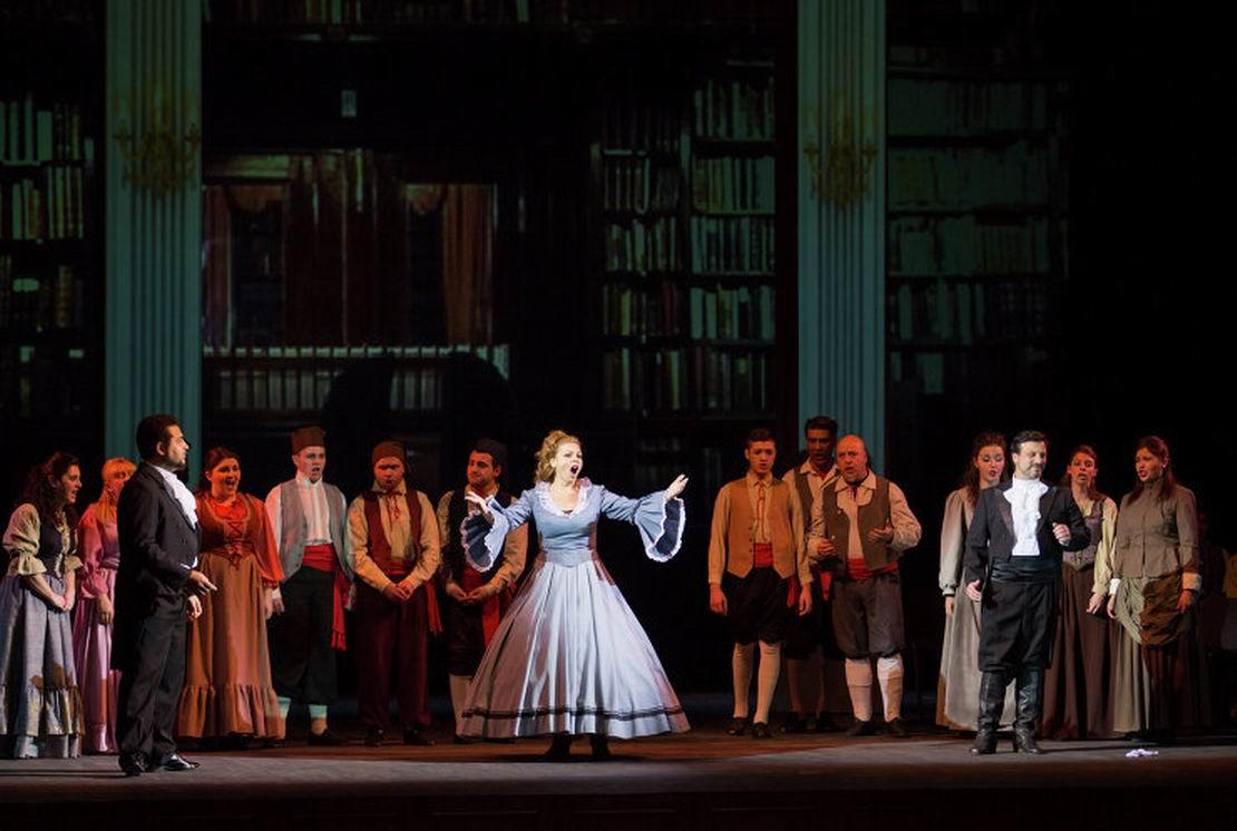 XVМеждународный фестиваль оперного искусства «Шаляпинские вечера вУфе»